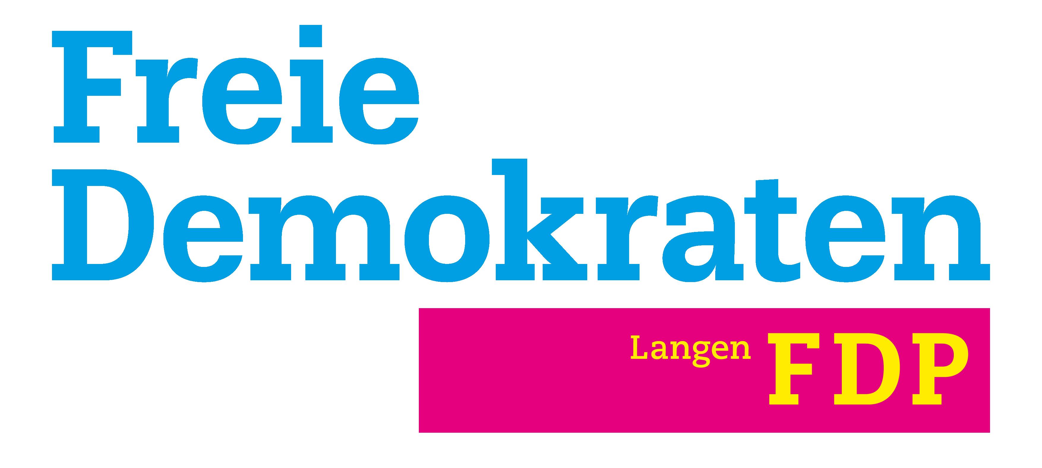Logo FDP Langen (Hessen)